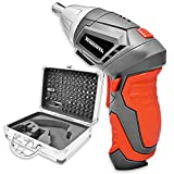 Best Electric Screwdrivers - Terratek 3.6V Lithium Ion Cordless Screwdriver Set, Includes Review