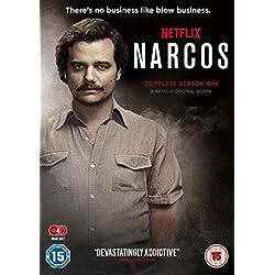 Narcos Season 1 [DVD] [Reino Unido]