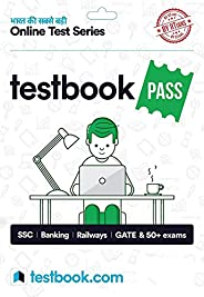 Testbook.com Pass - 7 Day Subscription (Email Delivery in 2 Hours - No CD)