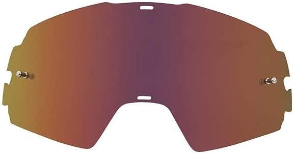 Farbe Grau 6023-9 ONeal Ersatz Scheibe B-20 Goggle Linse Anti Beschlag Polycarbonat MX Kratzfest Brille