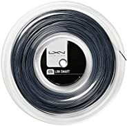 Wilson Unisex Adult 2-WR8300801125 Lxn Smart String Set,125 Reel - Black, 200 m
