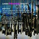 Britten: Double Concerto for Violin & Viola / Bridge Variations / Les Illuminations