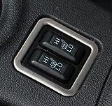 Auto Sitzheizung Knopf, dekorative Rahmen Verkleidung