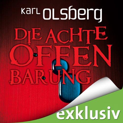 Buchseite und Rezensionen zu 'Die achte Offenbarung' von Karl Olsberg