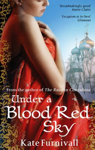 Under A Blood Red Sky: 'Escapism at its best' Glamour (English Edition) Rosanna Olive