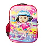 Spectrum Group An ISO 9001:2015 accredited company - Multi Color Cartoon Character Girls School Bag
