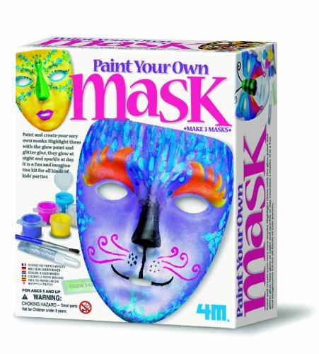 HCM Kinzel 4M 664544 - Masken Bastelset