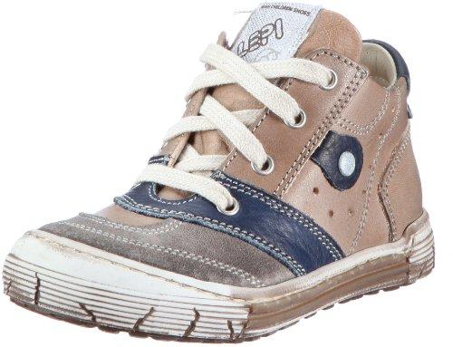 Lepi 1805LEC, Chaussures basses garçon Beige-TR-K1-66