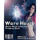 WareHouse - Maison boucle de la musique et colis échantillon - Loops & Sample pack (WAV Format) - Ableton Live, Apple Logic Pro, Fl Studio, Cubase, Bitwig, Studio One, Pro Tools etc...