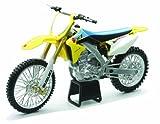 New Ray–57383–Fahrzeug Miniatur–Moto Cross–1Einheit [Modell passendem]