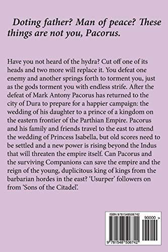 Usurper: Volume 7 (Parthian Chronicles)