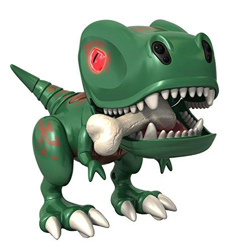 Spin Master 6026989 - Zoomer - Chomplingz, dinosauro vorace interattivo, colori assoriti