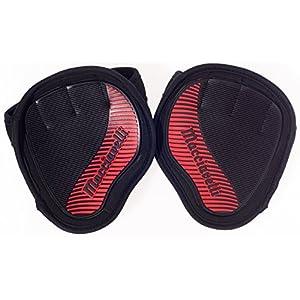 MACCIAVELLI – Fitness Grip Pads für Calisthenics, Crossfit & Gewichtheben – Griff-Polster mit MAX Grip Gummierung für maximalen Grip – DIE Alternative für Fitness Handschuhe & Trainingshandschuhe