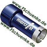 Marcrist Fliesen-Bohrkrone 1/2'' x 20 UNF PG850, Ø 112mm