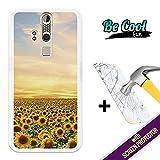 Becool® Fun - Flexible Gel Schutzhülle für ZTE Axon