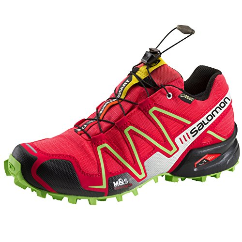 SalomonSpeedcross 3 Gtx - Scarpe Running uomo - koralle/grün