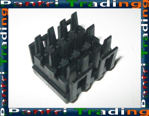 BMW E32 E34 Fuse Box Holder Carrier Socket Upper 16414 1378900 61131378900