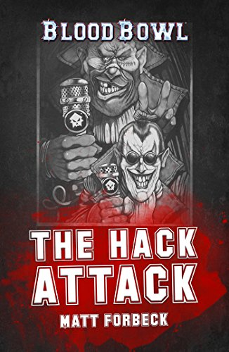 Cover art The Hack Attack by Matt Forbeck
