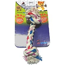 Super Dog Rope Toy (Medium)- Color May Vary