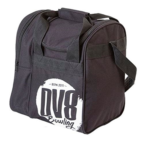 DV8 Tactic Single Bowling Bag, Shopper schwarz
