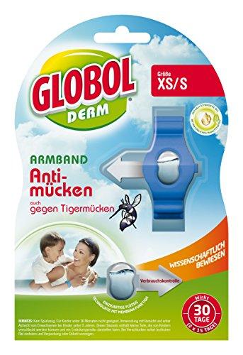 Globol 81855190 Bracelet anti moustiques Kids, multicolore