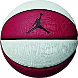 Nike Unisex Jugend 9018/6 Jordan Playground 8P Ball - Balón de fútbol, Rojo, 7