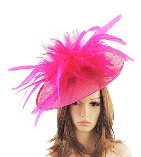 Hats By Cressida Damen Sonnenhut Pink kirschrot Einheitsgröße
