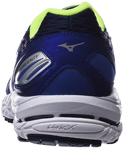 Mizuno Wave Prodigy, Chaussures de Running Homme Multicolore (Classicblue/white/dressblues 02)