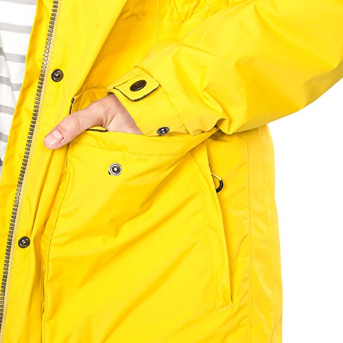 51rprD b5AL. SS500  - Trespass Women's Garner Outdoor Hooded Waterproof Parka Down Jacket Coat