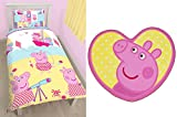Best Nautica Quilts - Set di biancheria da letto singolo Peppa Pig Review