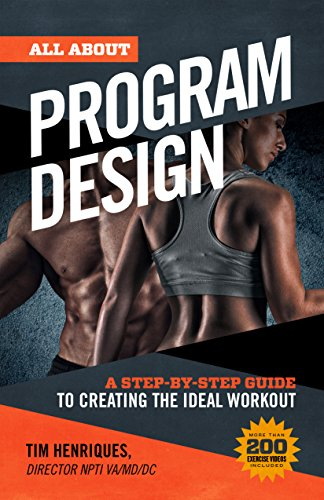 All About Program Design: A Step By Step Guide to Creating the Ideal Workout (English Edition) (Senior Training Videos)