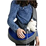 ASOCEA Portable Pet Dog Cat Puppy Carrier Outdoor Sling Carrier Bag Single Shoulder Bag for Small Dog 9