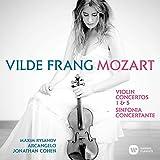 Mozart: Violin Concertos Nos 1, 5 & Sinfonia concertante