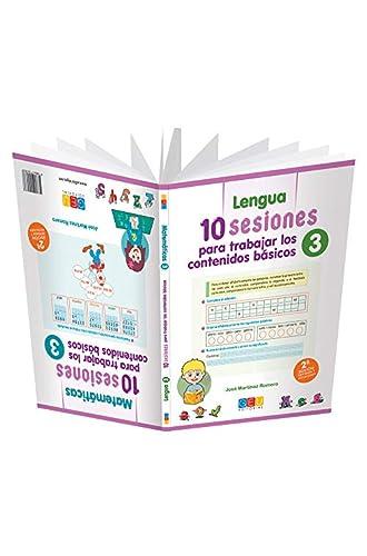 Descargar gratis 10 Sesiones para Trabajar los Contenidos Básicos – Cuaderno 3 de José Martínez Romero