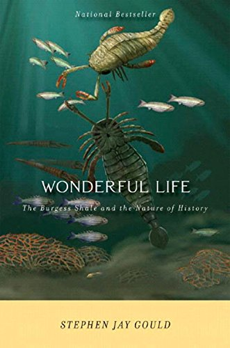 Wonderful Life: The Burgess Shale and the Nature of History por Stephen Jay Gould