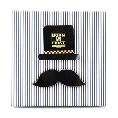 Emanuela Biffoli - Set Regalo Mustache