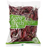 Agro Fresh Guntur Chilly with Stem, 200g