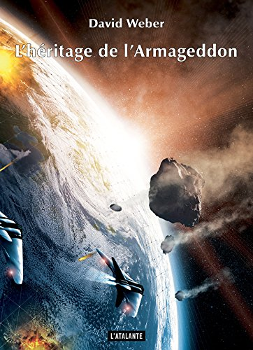 L'héritage de l'Armageddon: Le Triptyque de Dahak, T2