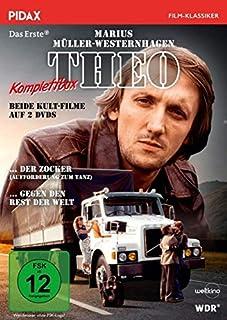 Marius Müller-Westernhagen: Theo-Komplettbox (Theo, der Zocker + Theo gegen den Rest der Welt)(Pidax Film-Klassiker) [2 DVDs]