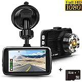 Autokamera Full HD 1080P Dashcam Auto kamera Video Recorder 3.0