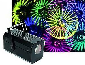 Discolicht Party Disco Lichteffekt Strahler Moon-30