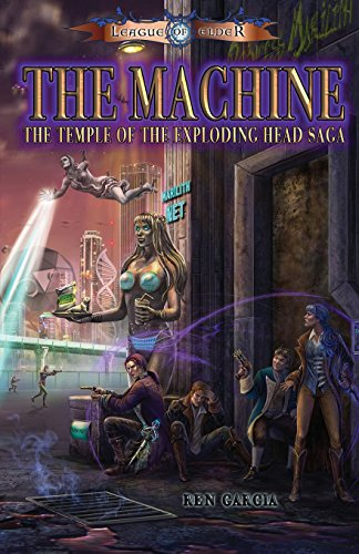 The Machine: Temple of the Exploding Head Saga