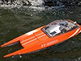 Best Green Toys Remote Control Boats - SOWOFA Newest Feilun FT016 016 Remote Control Boat Review