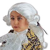 Perruque Enfant Baroque