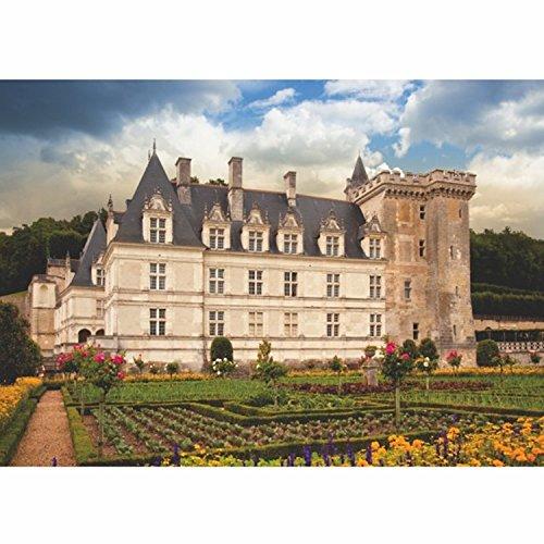 Unbekannt Puzzle 1000 pièces - Château de France : Château de Villandry - Chateau Villandry