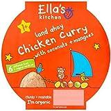 Cuisine Curry De Poulet De Ella Avec 200G De Noix De Coco + Mangues - Lot De 2