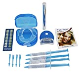 EZGO Professional Bright White Smile Home Teeth Whitening Kit 35% Carbamide Peroxide