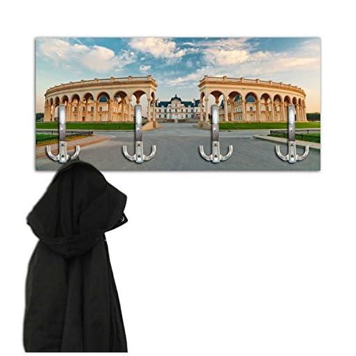 Attaccapanni Roma.Appendiabiti Da Parete Con Design Roemisches Schloss Roma Italia