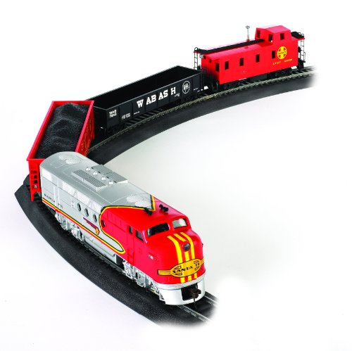 Bachmann Züge Santa Fe Flyer Ready-to-Run HO