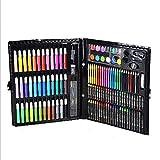 Jeephuer Superiore Inspiration Gifts Set di strumenti per disegnare la pittura per bambini (150 pezzi)